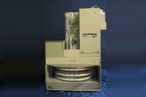 TOC Analysator Model 1010