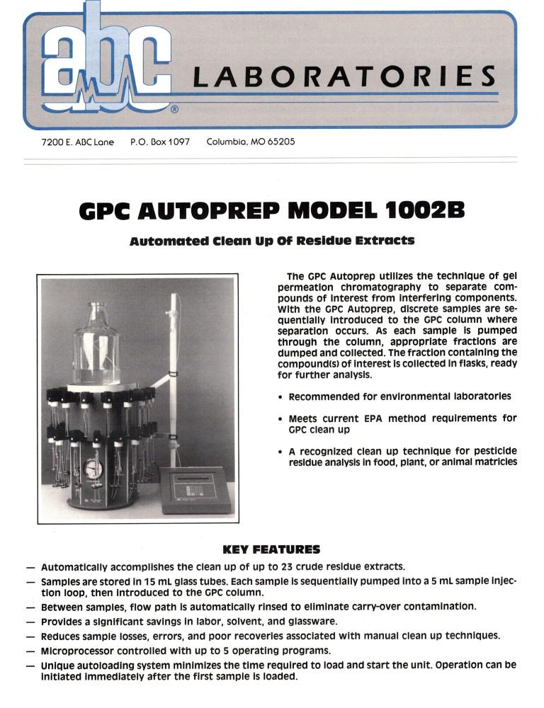 Autoprep 1002B (Medium)